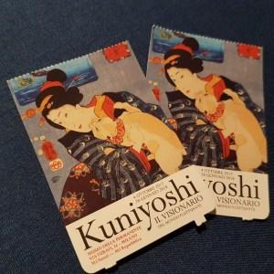 Immagine biglietti mostra kuniyoshi mialno