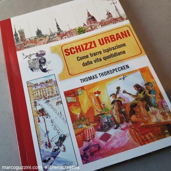 libro schizzi urbani Thomas Thorspecken