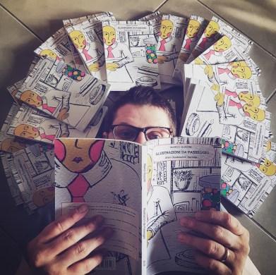 il mio primo libro illustrazioni da passeggio di marco guzzini