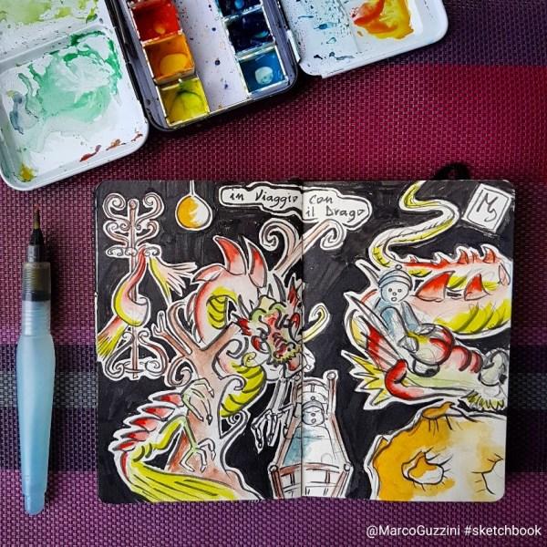 storie da una pagina in viaggio con il drago