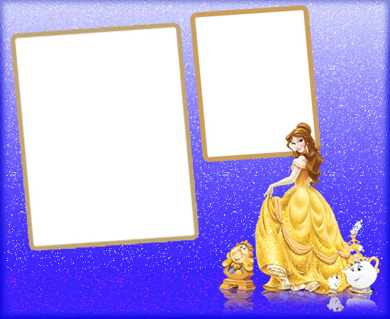 Bella y Bestia marcos - imagenes de bella y bestia - tarjetas de bella y bestia