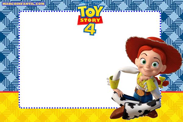Jessy-Toy-Story-4-marcos-tarjetas-imagenes-invitaciones