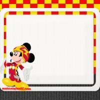 Marcos de Mickey Aventuras sobre ruedas