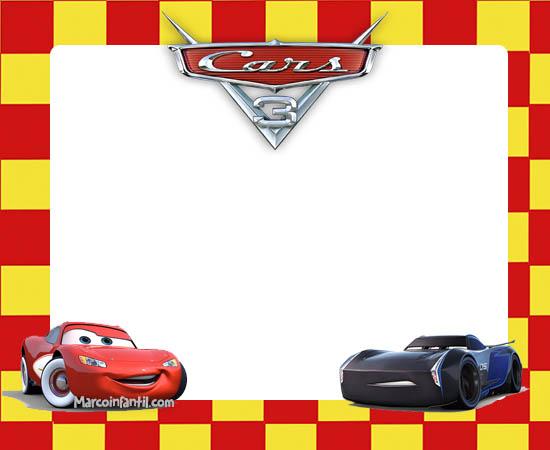 Marcos de Cars 3 | Marcos Infantiles