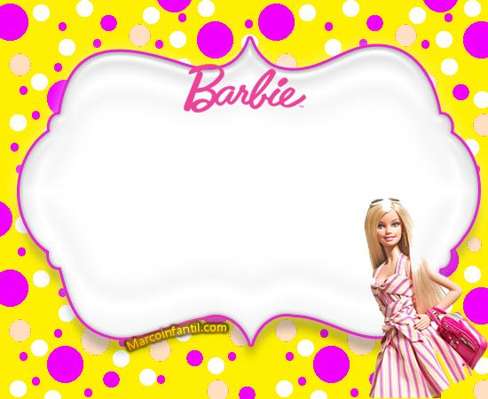 Marcos de Barbie | Marcos Infantiles