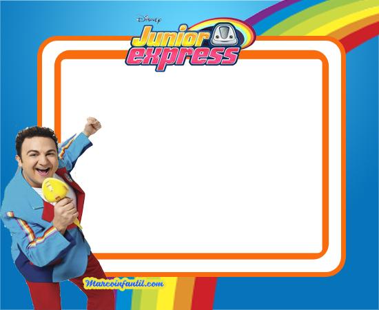 Marcos De Topa Junior Express Marcos Infantiles