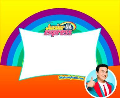 marcos de topa disney junior - topa disney tarjetas - invitaciones cumpleaños topa disney