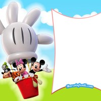 Marcos de Mickey Mouse y amigos