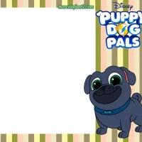 Marcos de Puppy Dog Pals