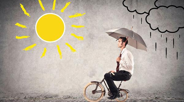 The optimistics and the pessimistics