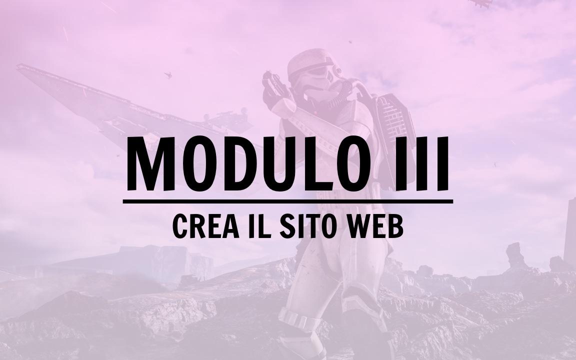 MODULI III