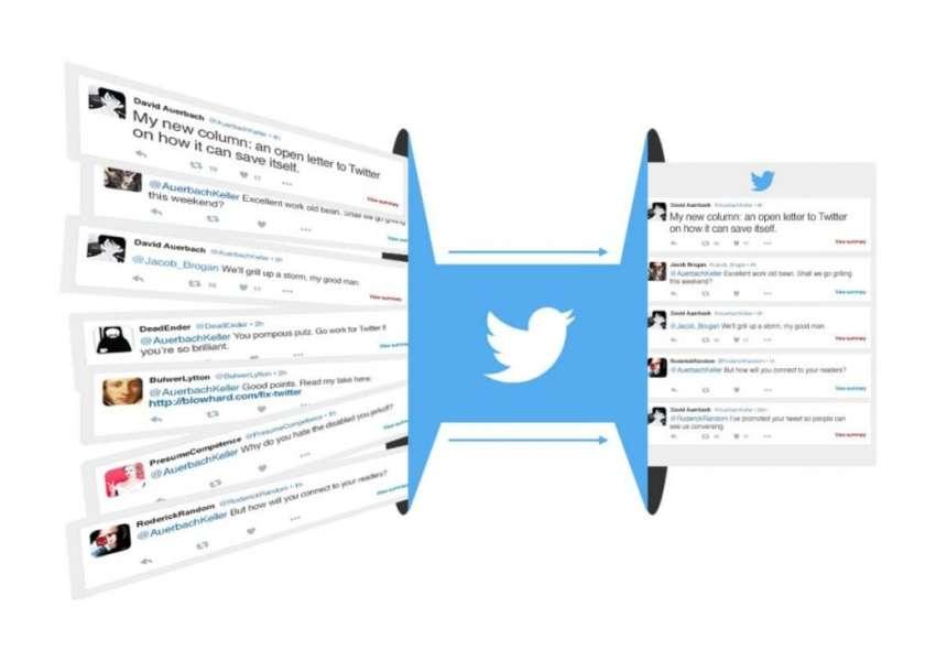 Twitter 140 catatteri link foto