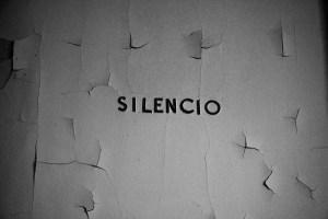 Silencio del mediador