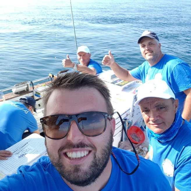 Prove pesca 2018 Mondiale Nazioni