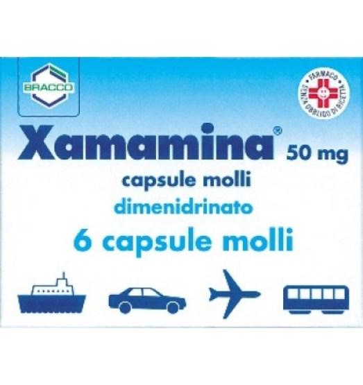 pastiglie per mal di mare