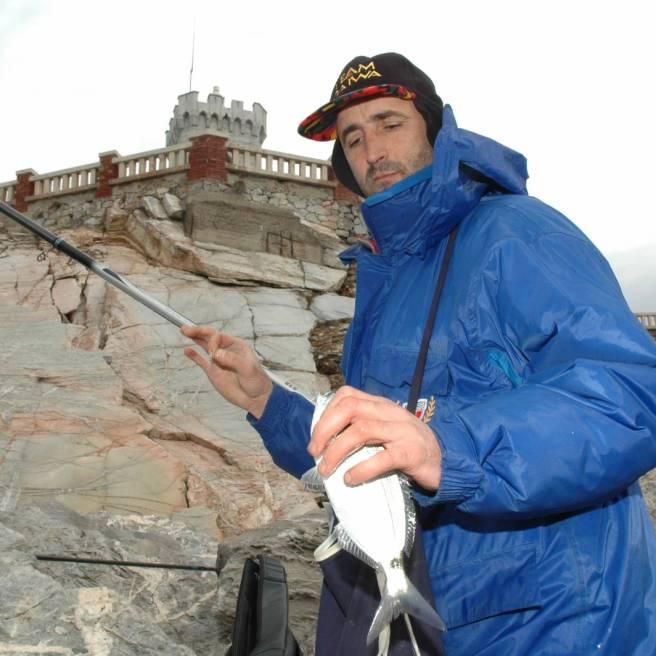 la pesca con la bolognese è sicuramente la tecnica migliore per Piazza Bovio
