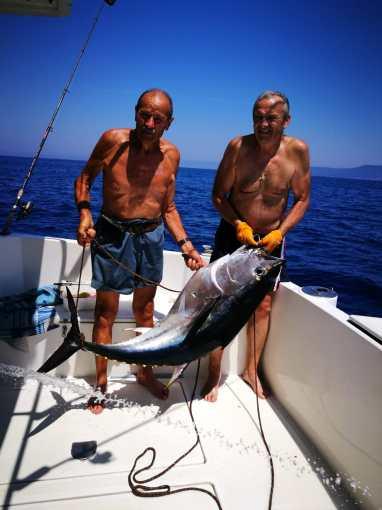 La pesca del tonno non ha età