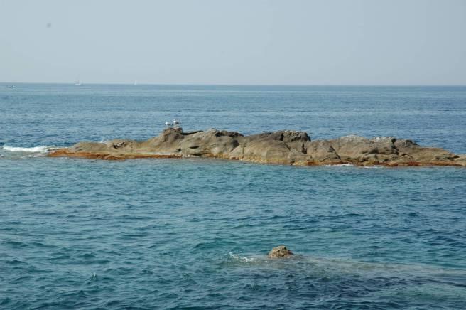 Le Formiche della Zanza ad ovest dell'isola d'Elba non solo pesca