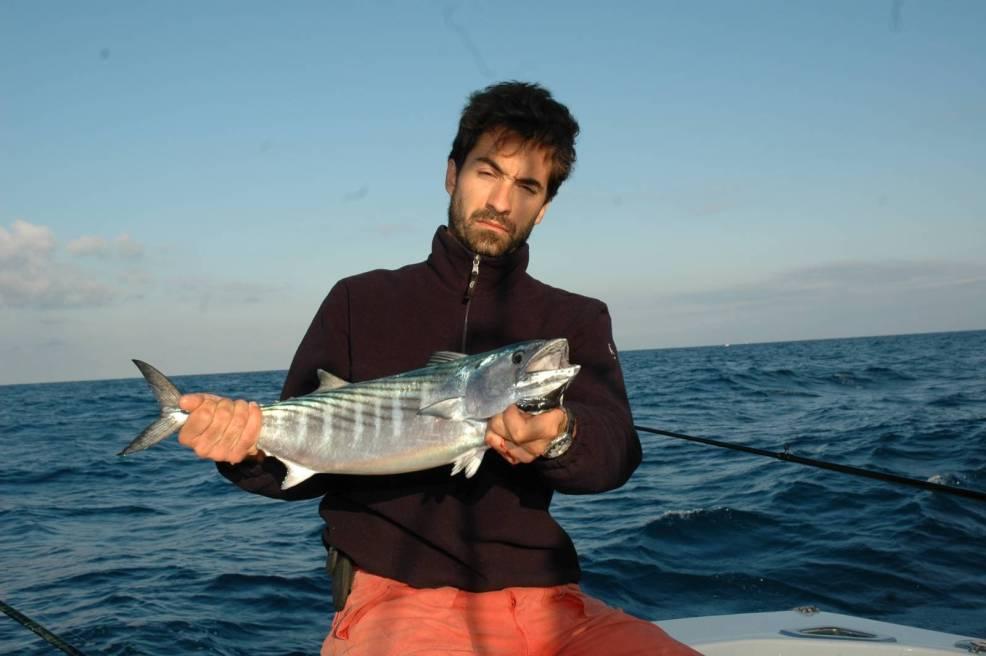 La palamita è un classico pesce del light drifting