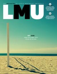 LMU Magazine Summer 2014 Cover