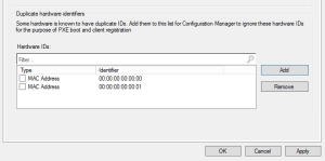 SCCM CB 1610 – Simply re-use USB-Ethernet adapters with