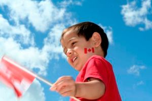 Happy Canada Day at Marco Polo Land