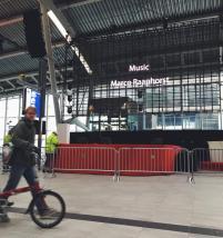 Opening nieuw Utrecht Centraal