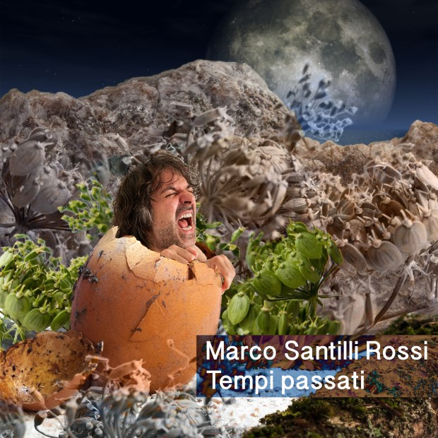 "Music album ""Tempi passati"". CD by Marco Santilli Rossi"