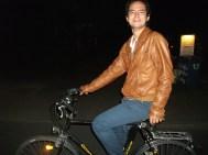 Bike, bitch, bike!