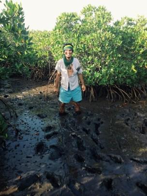 Afogando na lama