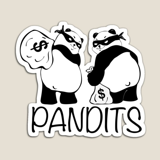 Pandit Stickers