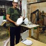 Este Lunes 4 de Julio empiezan los cursos de Escultura en Cabo de Gata