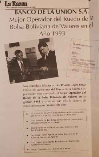 Historias de vida - Ronald Reyes