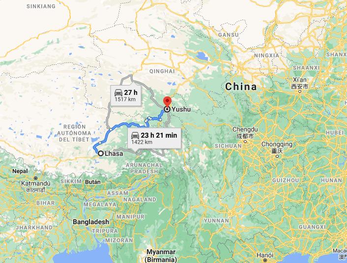 Yushu Lhasa 2