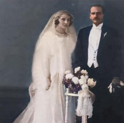 Asunta y Juan de la Cruz Escalante