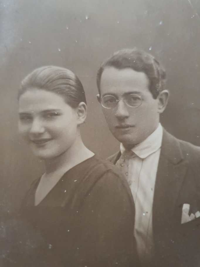 Clara y Abel Reyes Ortiz