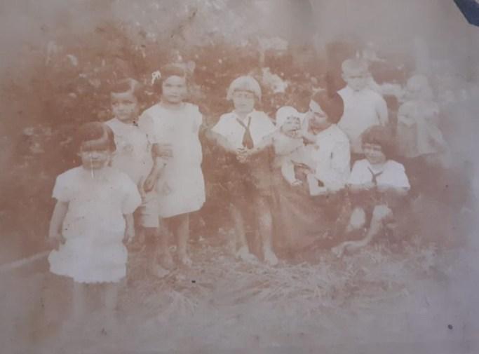 Mamamía y varios nietos