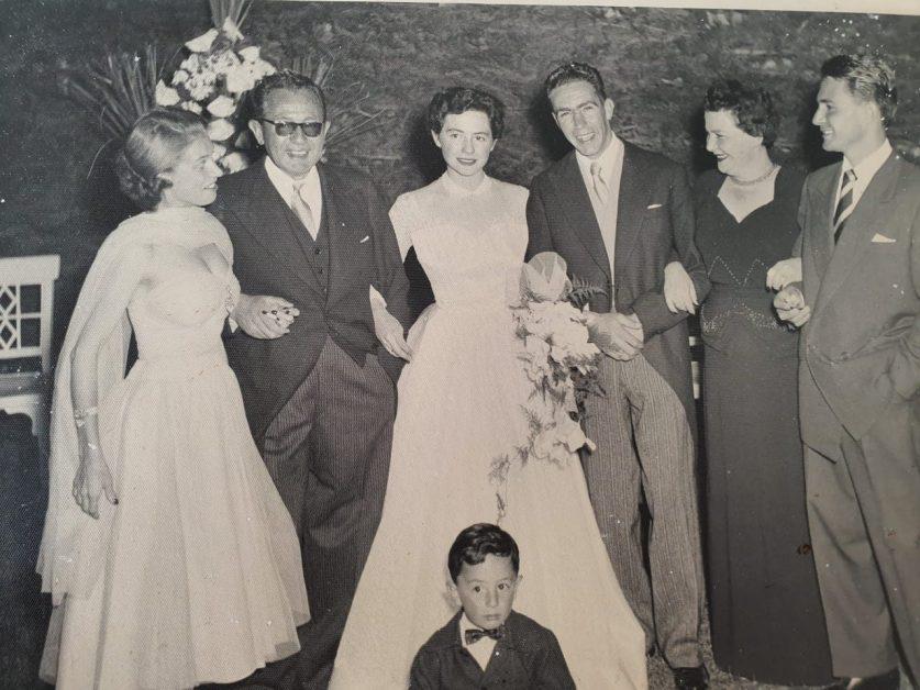Matrimonio de Anita