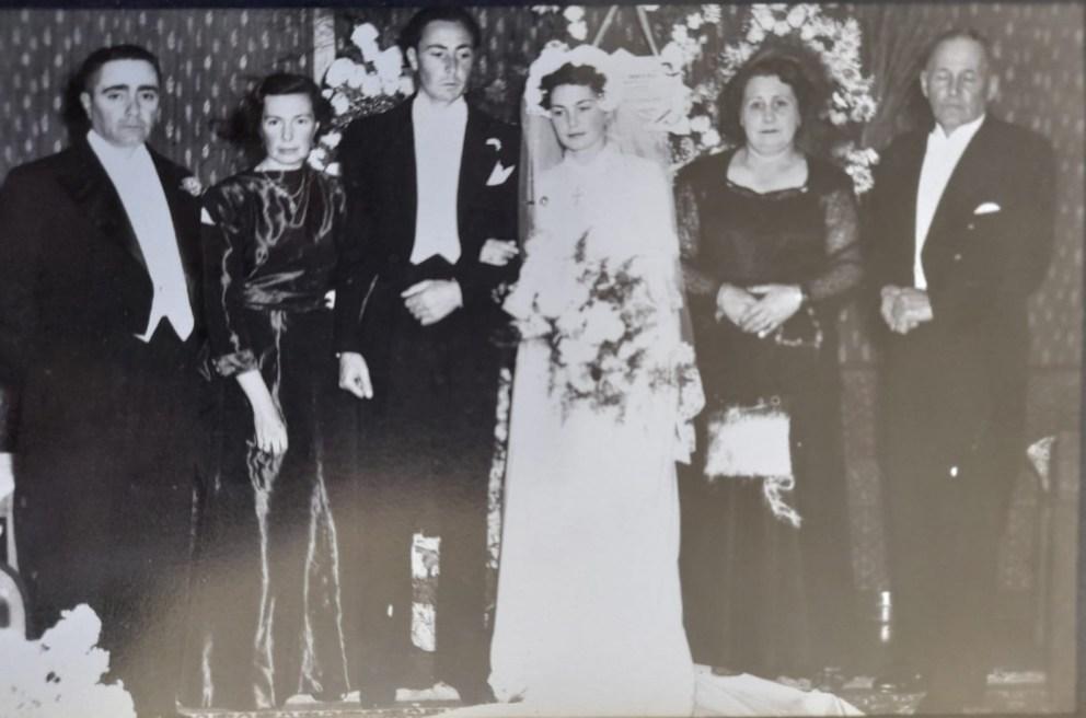 Matrimonio Angel Grisi