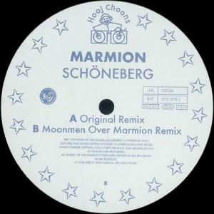 12-Inch Vinyl Marmion - Schöneberg 1998
