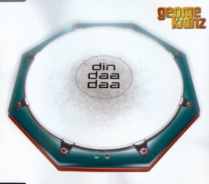 CD-Single George-Kranz - Din Daa Daa (1996)