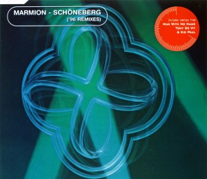 CD-Single - Marmion - Schoeneberg 1996 - Australia - Vorderseite