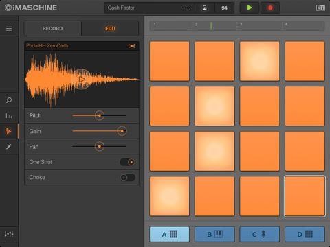 imaschine beatmaking app