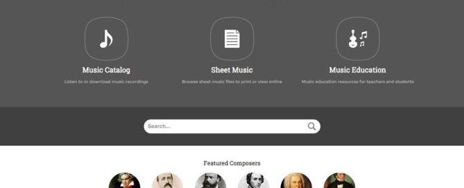 Musopen, una web para escuchar música clásica gratuita