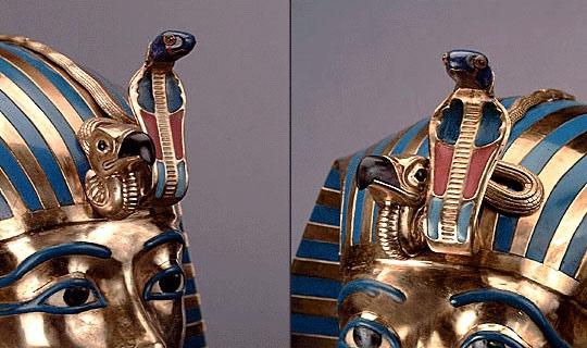 La cobra Ureus, un talismán protector egipcio
