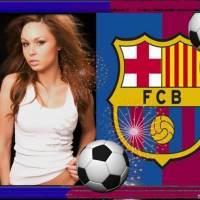 Marcos de fotos del FC Barcelona