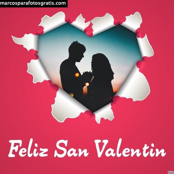 marcos gratis 14 febrero día de los enamorados