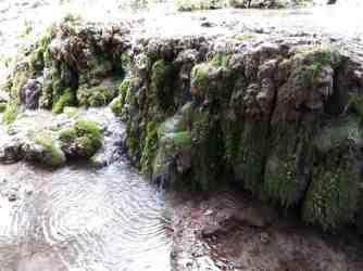 Aguas en Orbaneja del Castillo, BURGOS