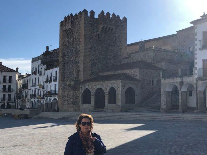 Torre_Bujaco_Cáceres_Plaza