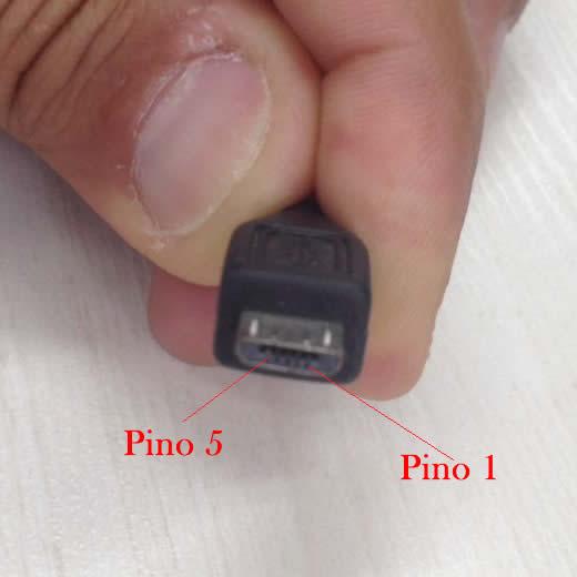 微型 USB 连接器引出线